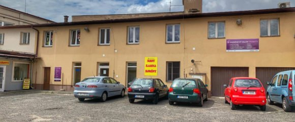 Pronájem obchodního prostoru 70 m2 – Dukelská třída