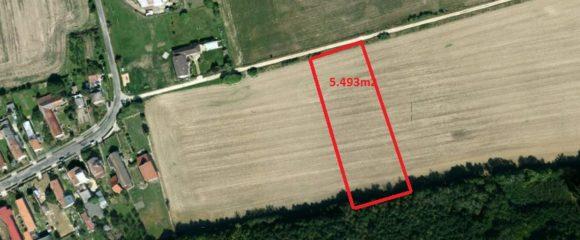 Prodej investičního pozemku 5 493 m2 – Michnovka, Kratonohy