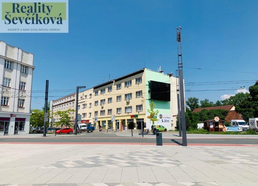 Pronájem 2+kk po kompletní rekonstrukci, 63 m2 – Chelčického