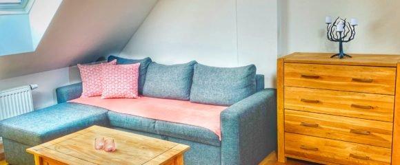 Pronájem nadstandardního 2+kk, 90 m2 – Pouchovská