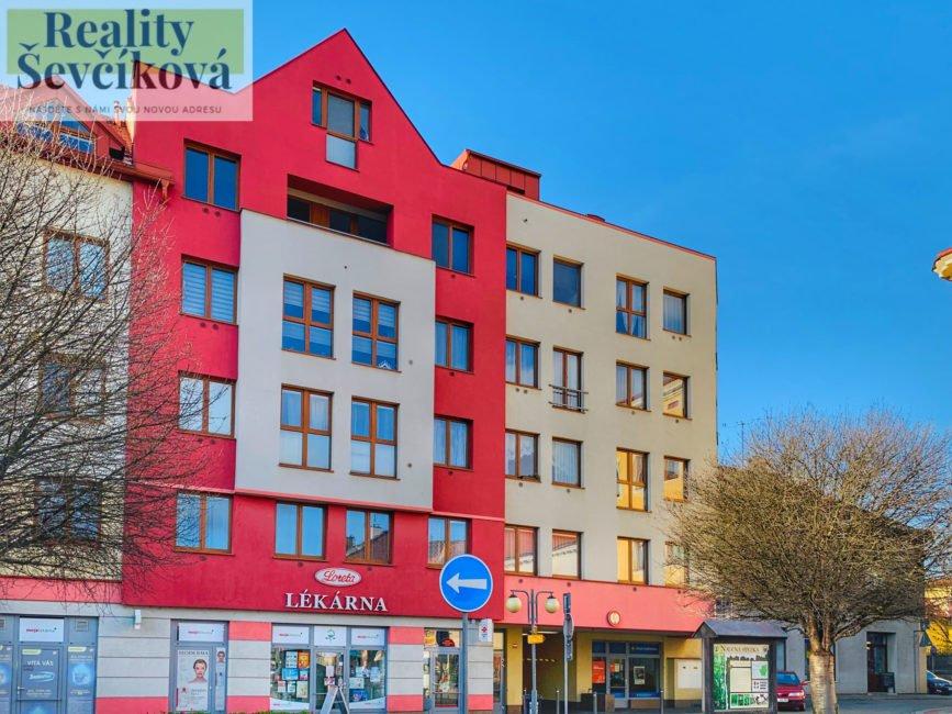 Prodej novostavby 2+kk s úžasnou terasou, 150 m2 – Nový Bydžov
