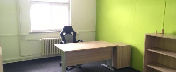 Pronájem kanceláře, 17 m2 – Podnikatelské centrum, ul. Bieblova