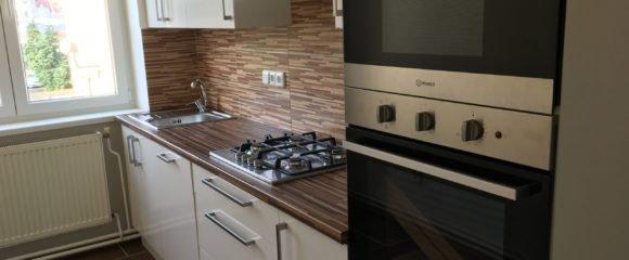 Prodej 2+1 po celkové rekonstrukci, 70 m2 – Čáslav