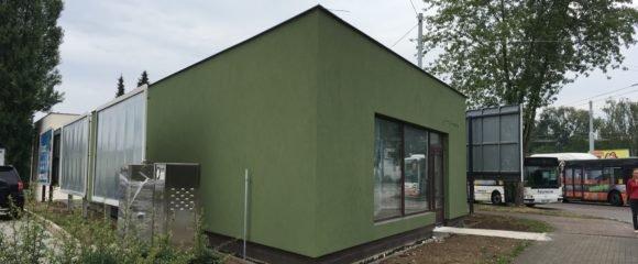 Pronájem velmi lukrativní novostavby gastro provozovny, 120 m2 – Okrajová