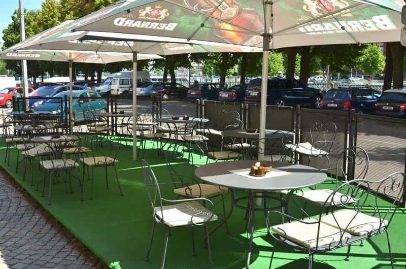 Pronájem restaurace v centru – Tylovo nábřeží