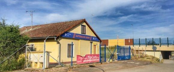 Prodej komerčního areálu, 2 675 m2 – Opatovice nad Labem