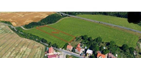 Prodej stavebního pozemku 7 331 m2 – Kolín