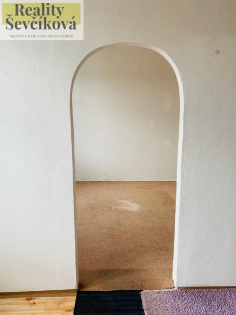 Pronájem 2+kk, 50 m2 – Gočárova třída