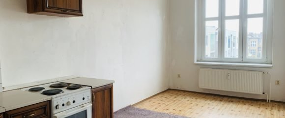 Pronájem 2+kk, 48 m2 – Gočárova třída