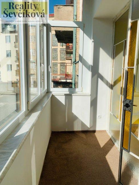 Pronájem prostorného 3+1, 96 m2 – Vrchlického