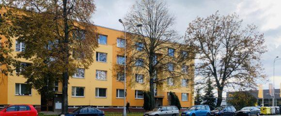 Prodej 1+1 s balkónem 40 m2 – Jungmannova