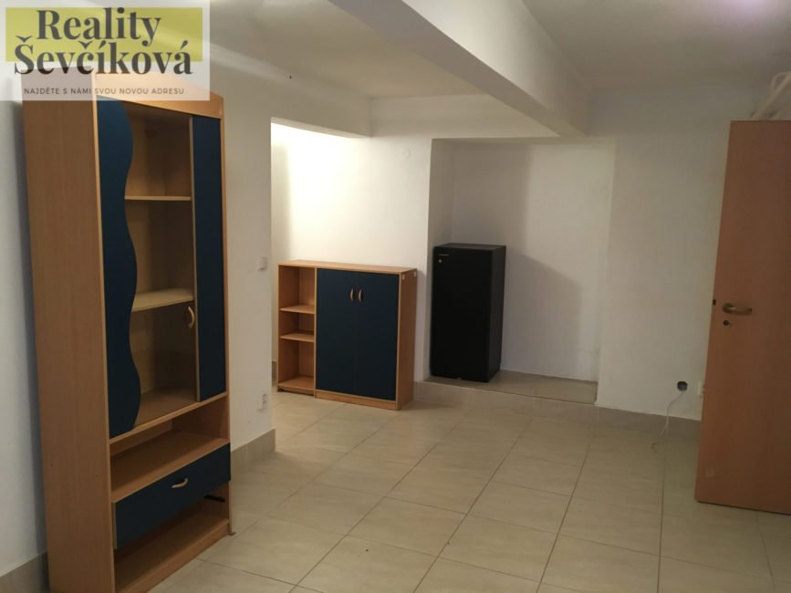 Pronájem  bytu 1+kk, 25 m2 – Smetanovo nábřeží
