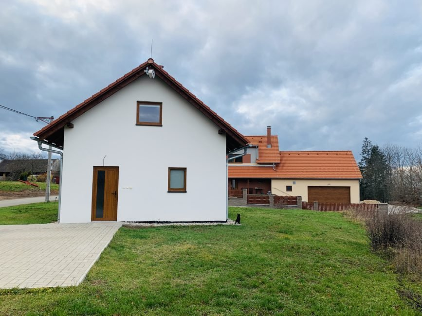 Prodej novostavby rodinného domu, 589 m2 – Horní Přím