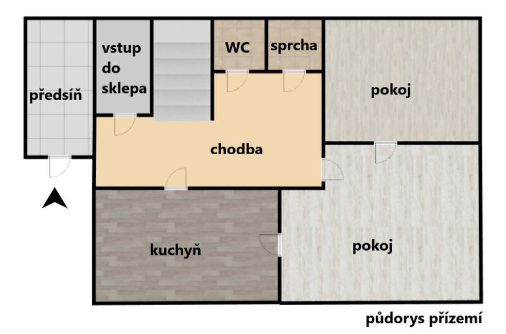 Prodej vily 5+1, 1 040 m2 – Plačice, Hradec Králové