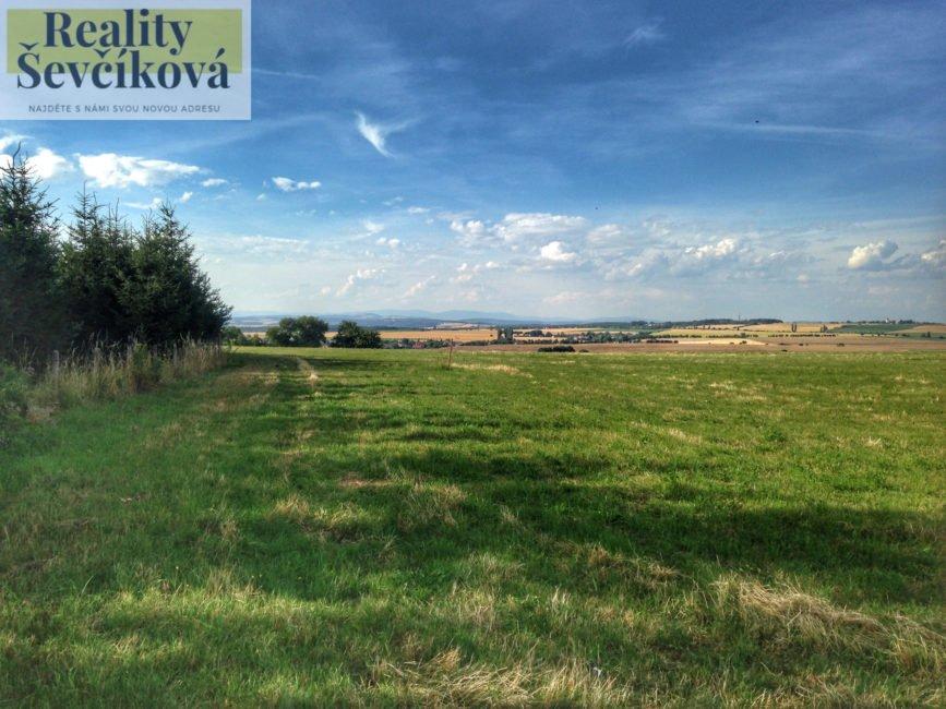 Prodej stavebního pozemku, 4 095 m2 – Probluz, Dolní Přím