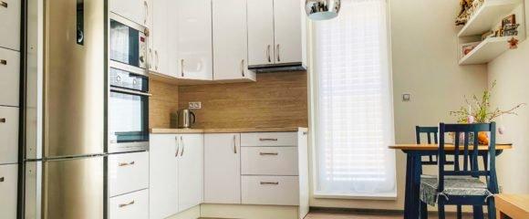 Prodej novostavby 2+kk s balkónem a komorou, 66 m2 – Pod Svahem
