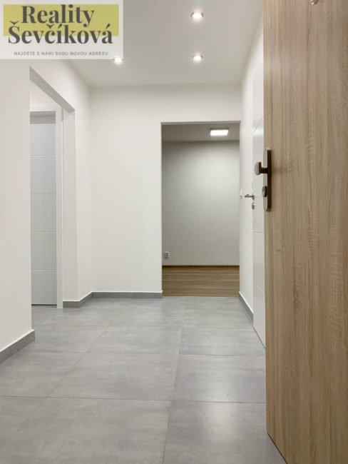 Prodej nadstandardního 3+kk s balkónem, 58 m2 – Bratří Štefanů