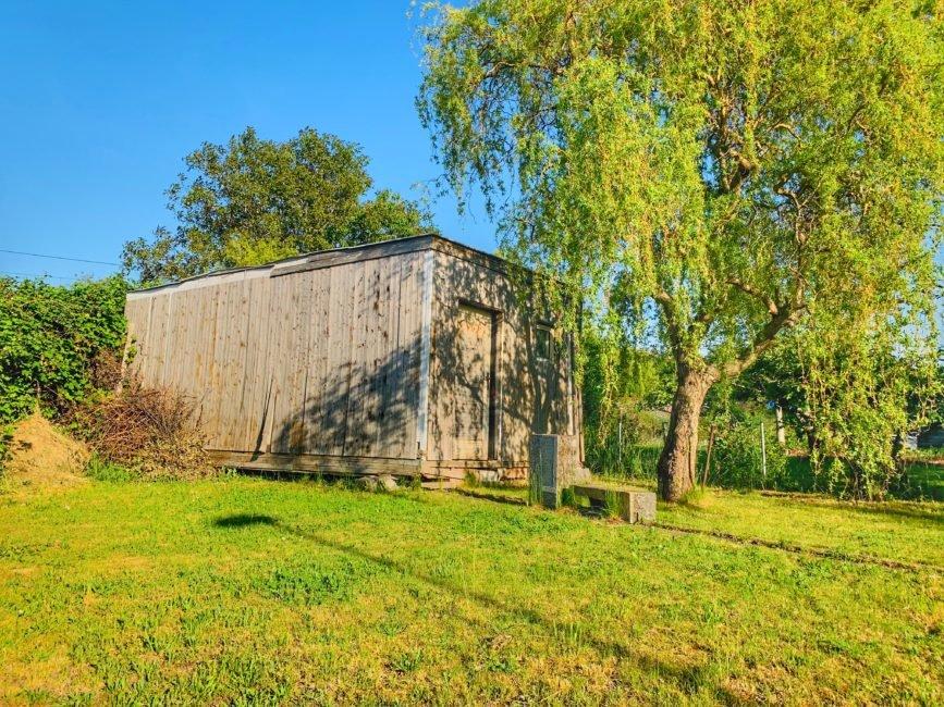 Přenechání zahrady v osadě Hradečan – 298 m2