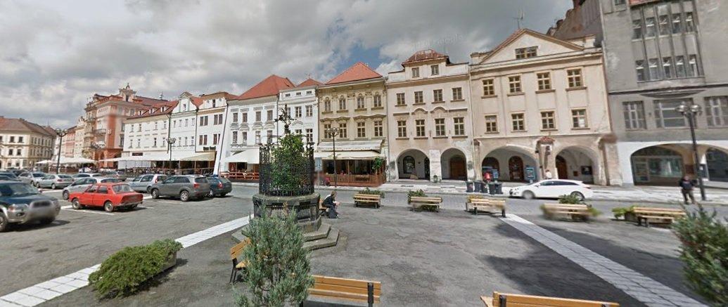 Pronájem 2+1, 60 m2 – Velké náměstí