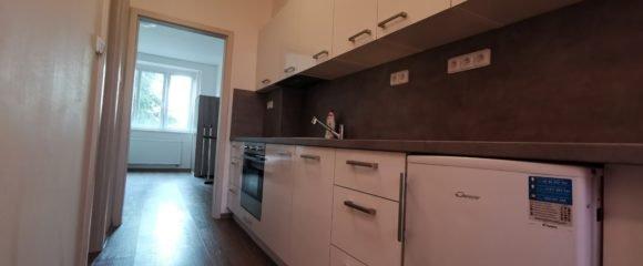 Pronájem zařízeného 1+1 po rekonstrukci, 40 m2 – Habrmanova