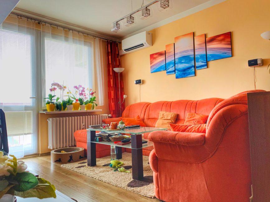 Prodej pěkného 4+1 s balkónem, 71 m2 – Komenského, Smiřice
