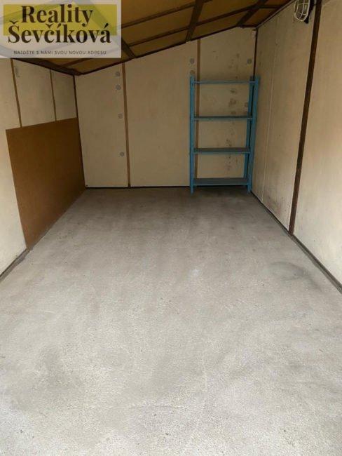Pronájem skladu, 20 m2 – Plácky