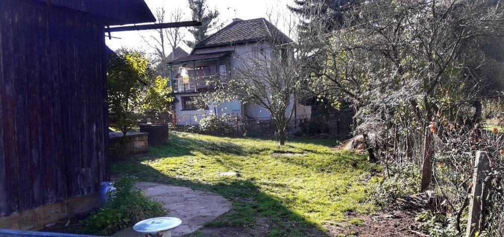 Prodej poloroubené chalupy, 434 m2 – Brtev, Lázně Bělohrad