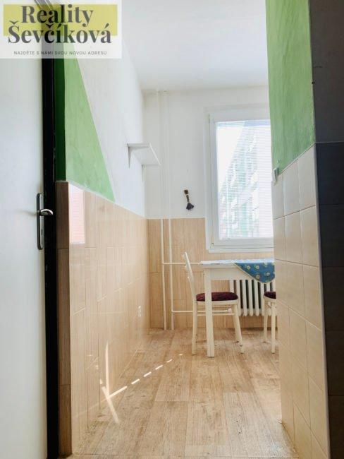 Pronájem pěkného 1+1, 37 m2 – Suchého