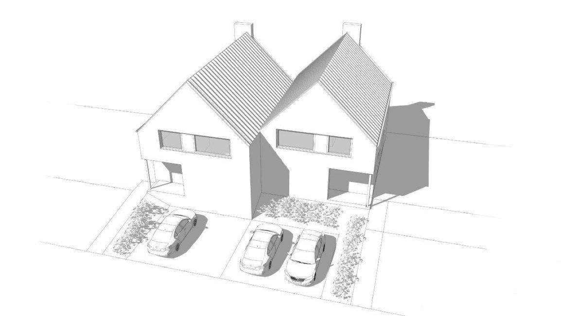 Prodej pozemku s projektem a stavebním povolením, 1 603 m2 – Konopáč