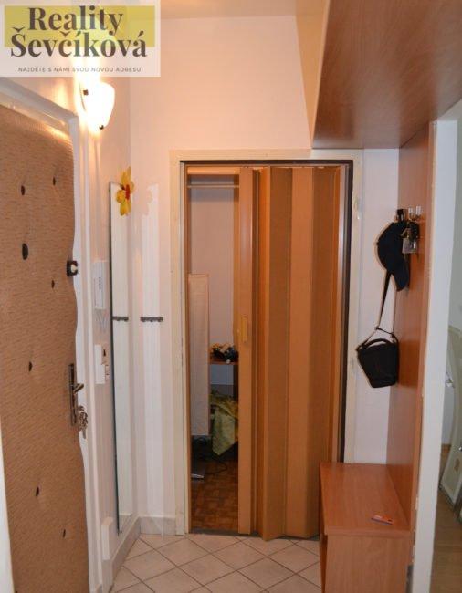 Pronájem zařízeného 2+1, 47 m2 – Durychova